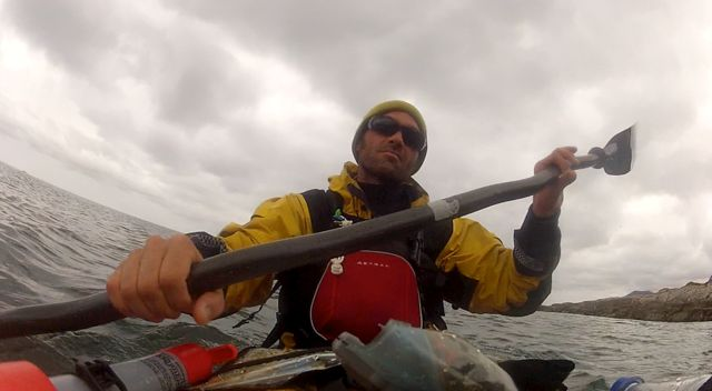 Professional sea kayak guide full certificate